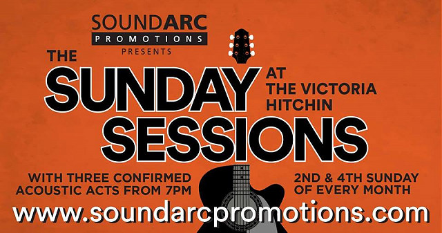 The SoundARC Sunday Session Acoustic Night