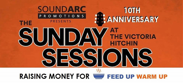 10th Anniversary: The SoundARC Sunday Sessions (on a Saturday)