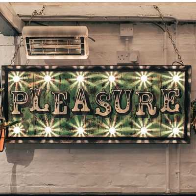 Pleasure barn