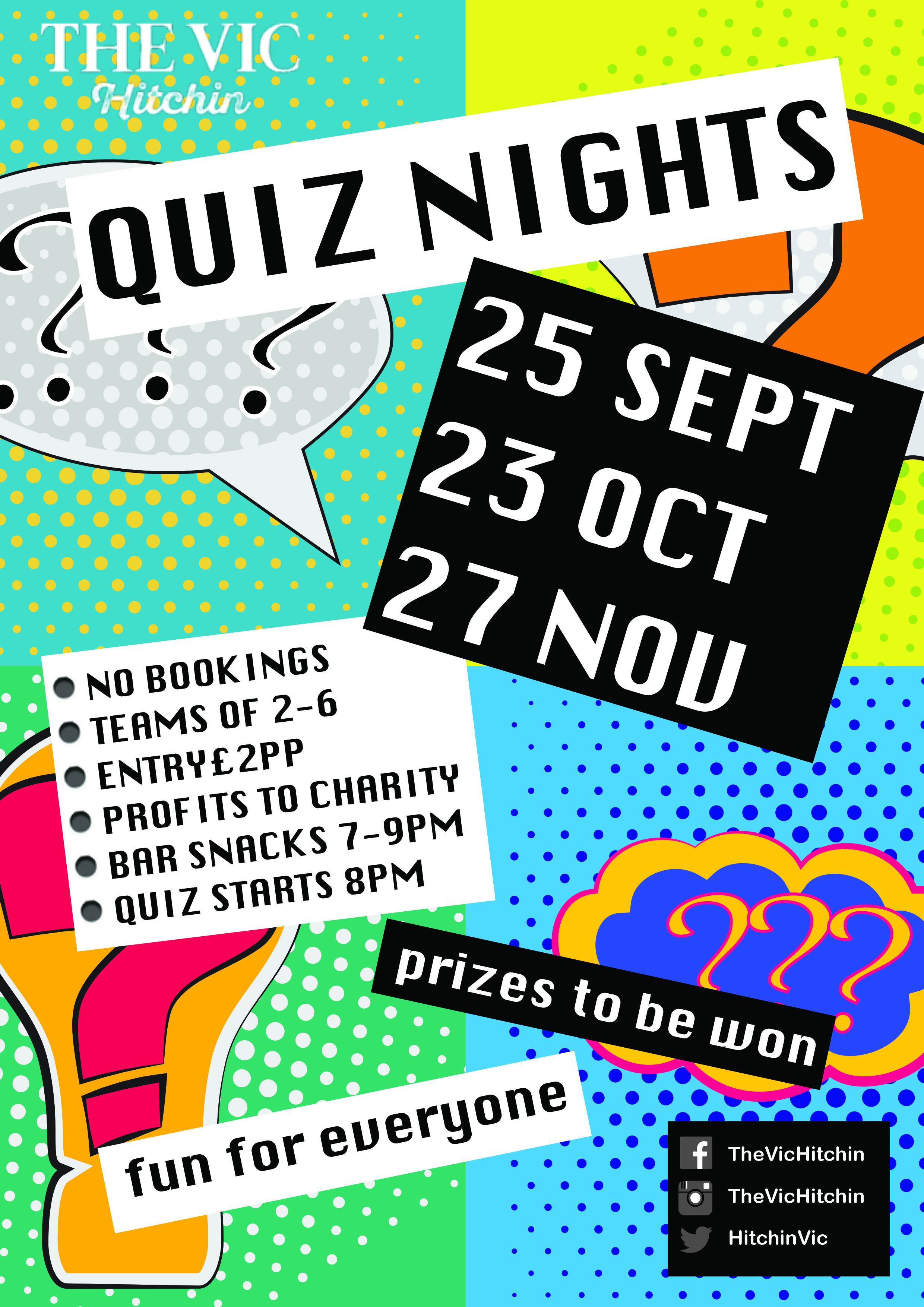 ☆★ QUIZ NIGHT ☆★