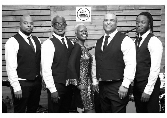 LIVE MUSIC - The Soul Music Collective